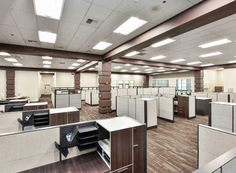 cowlitz county offices - architectural services firm longview wa designs civic centers
