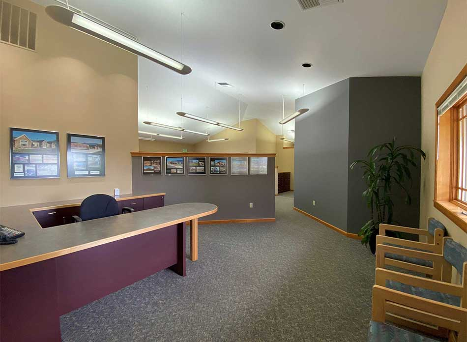 12th avenue building office - architectural services firm longview wa designs office buildings