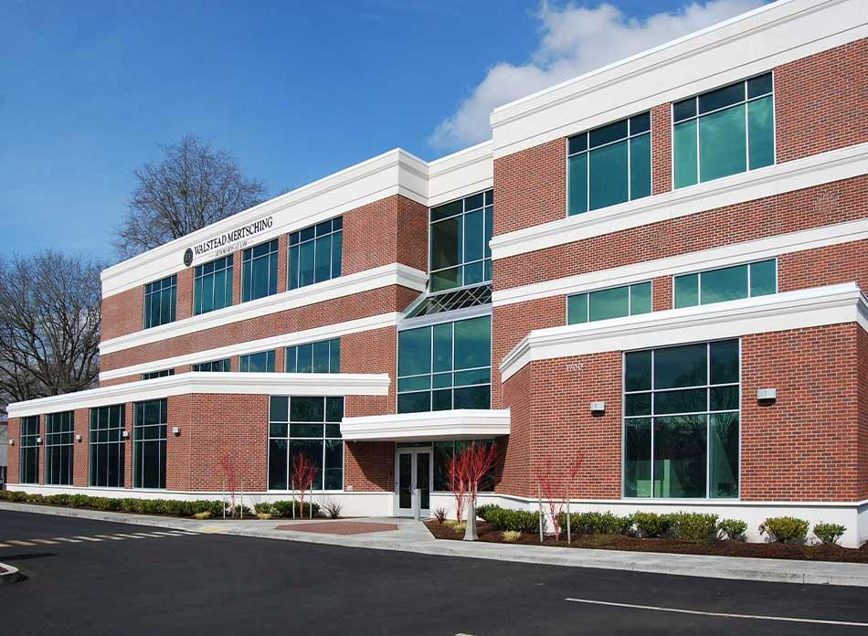 longview civic center exterior - architectural services firm longview wa designs civic centers