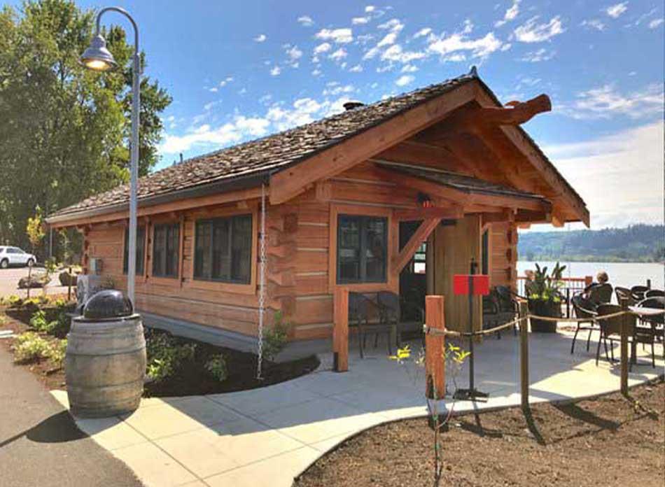 mcmenamins inn exterior 2 - architectural services firm longview wa designs hotels restaurants