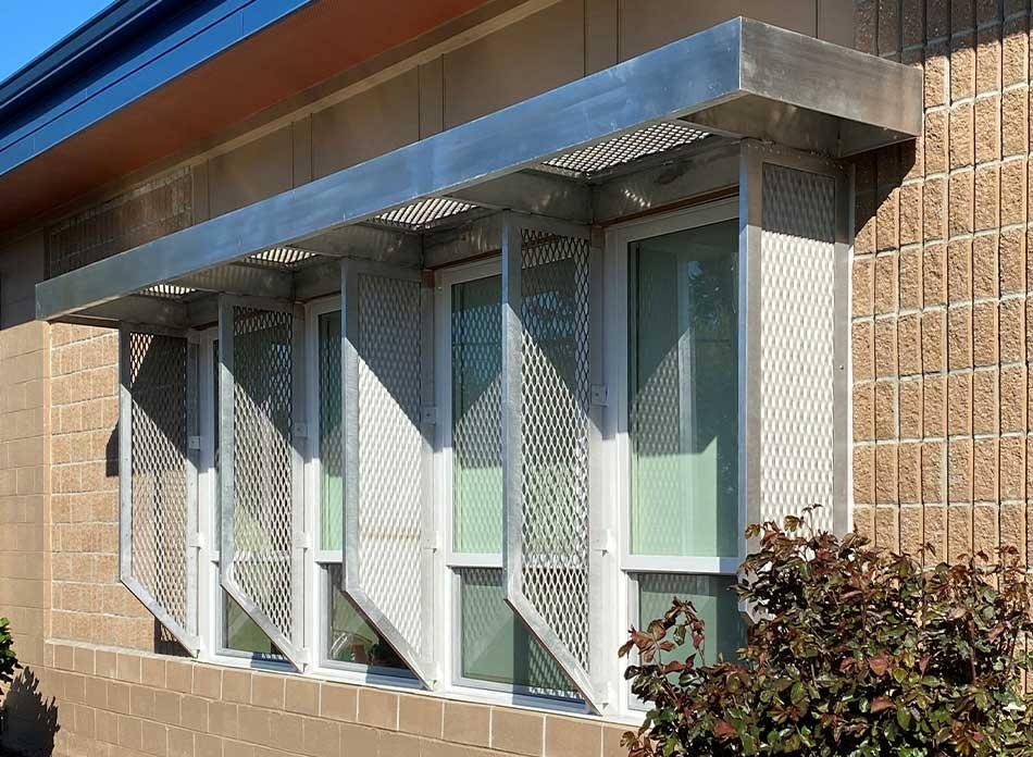 carrolls elementary exterior 2 - architectural services firm longview wa designs schools