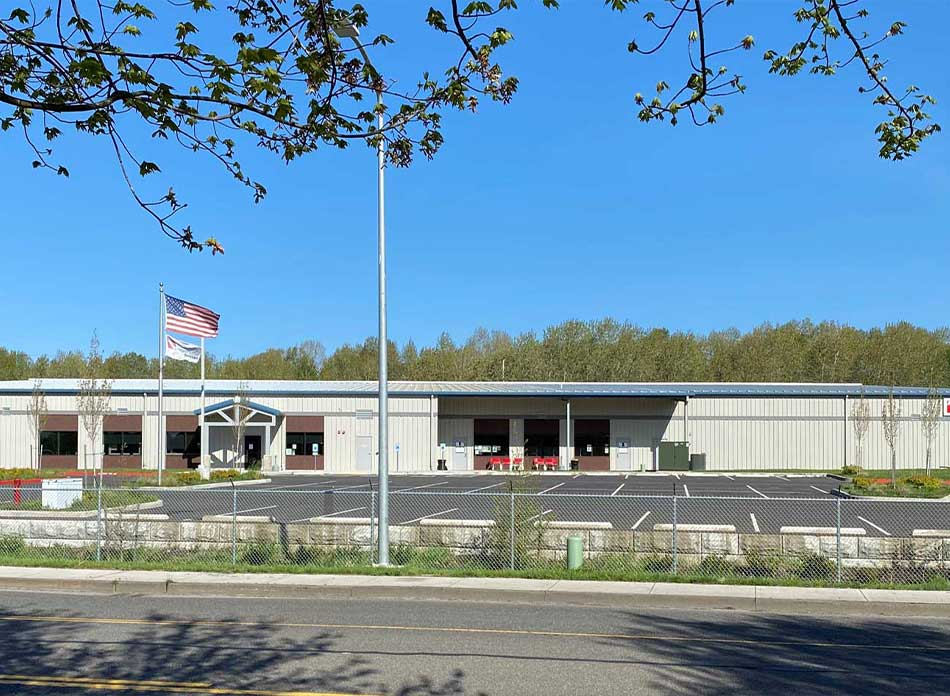builders first source exterior - architectural services firm longview wa designs industrial
