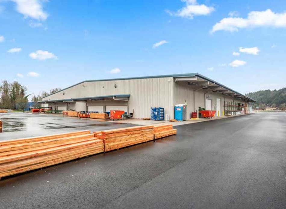 builders first source exterior 2 - architectural services firm longview wa designs industrial