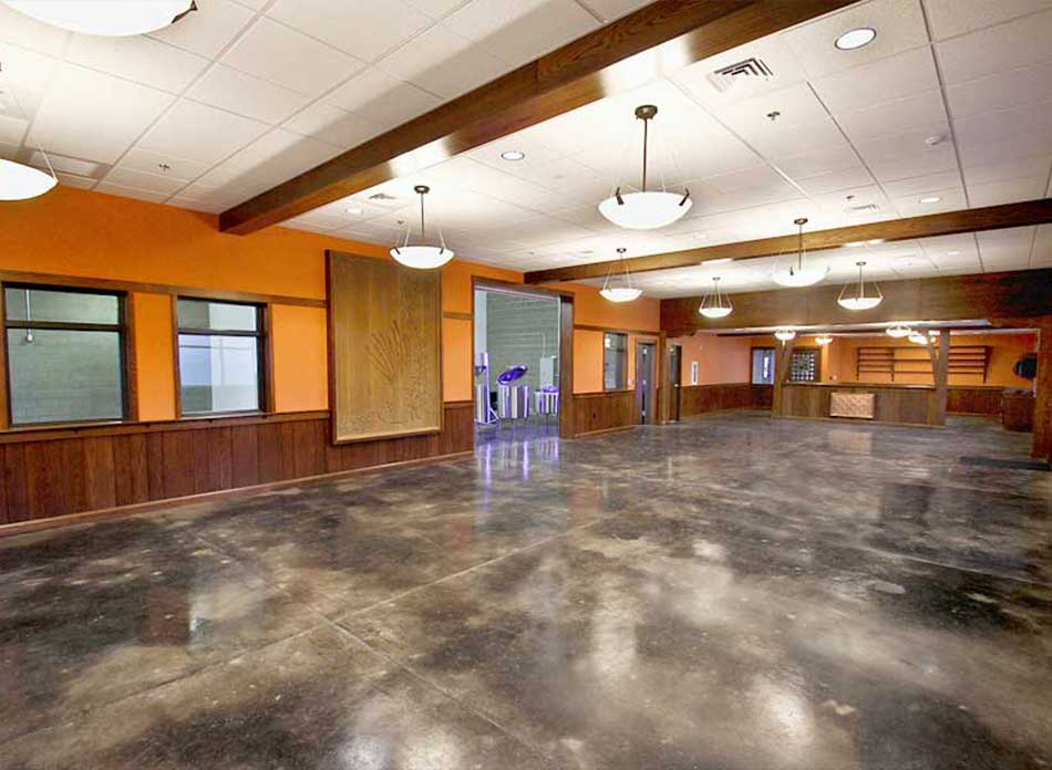 great western malting interior - architectural services firm longview wa designs industrial building