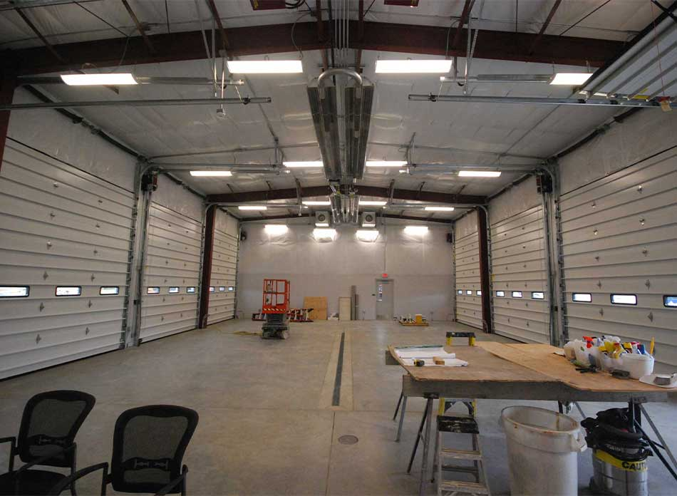 city of longview pw interior 1 - architectural services firm longview wa designs industrial