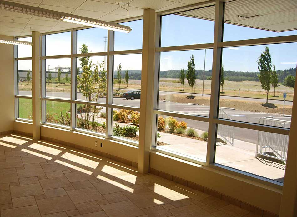 port of kalama bldg 7412 interior 2 - architectural services firm longview wa designs industrial