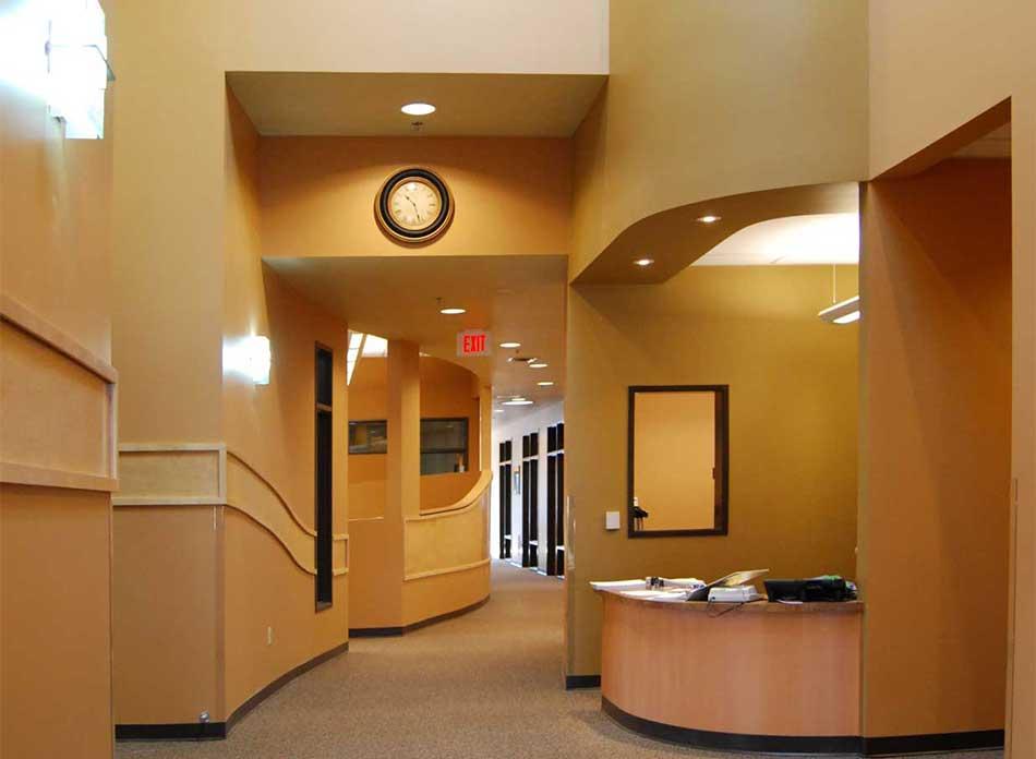 lifeworks interior - architectural services firm longview wa designs nonprofits