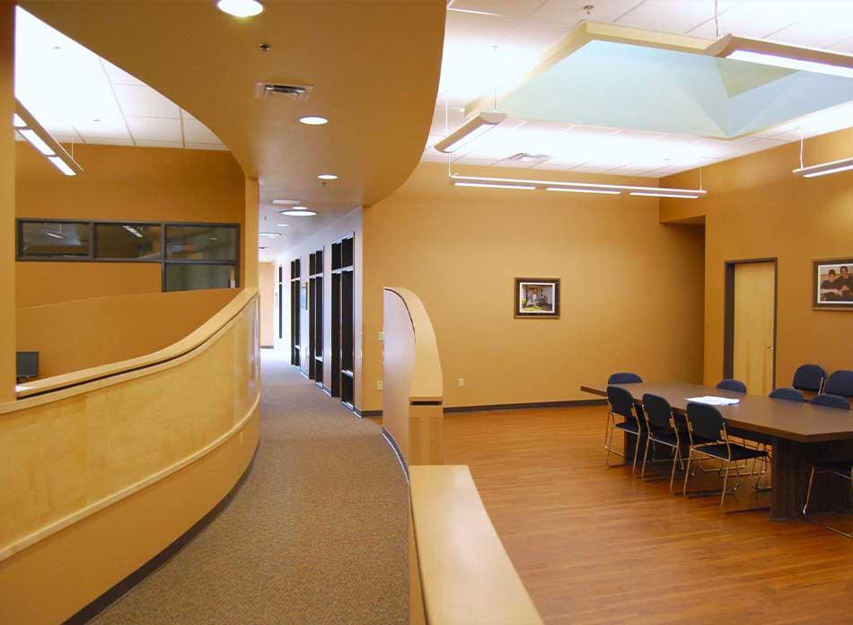 lifeworks interior 2 - architectural services firm longview wa designs nonprofits