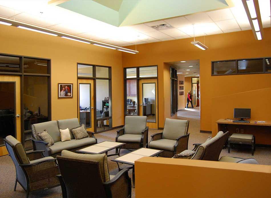 lifeworks interior 3 - architectural services firm longview wa designs nonprofits
