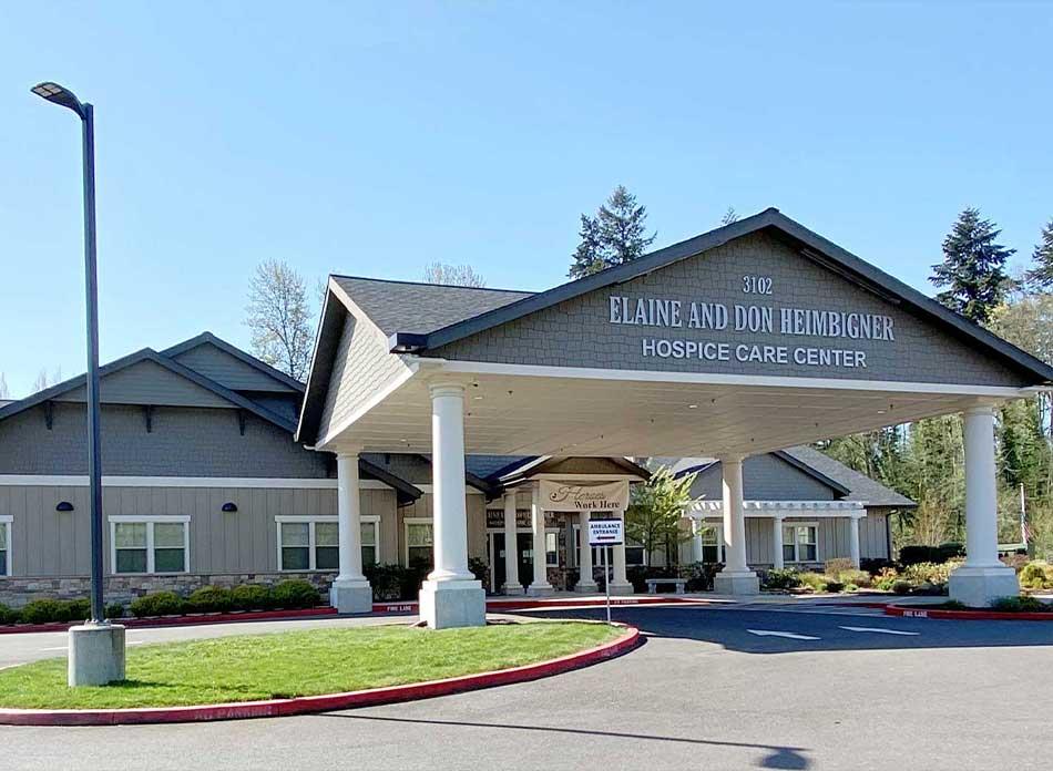 hospice care center interior 3 - architectural services firm longview wa designs nonprofits
