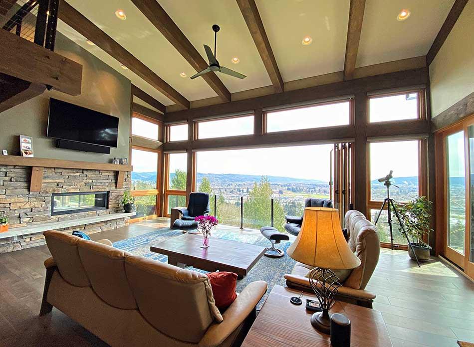 trillium residential interior 4 - architectural services firm longview wa designs custom residential